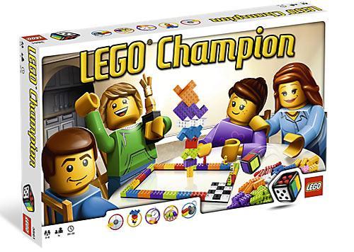 Lego Champion von LEGO