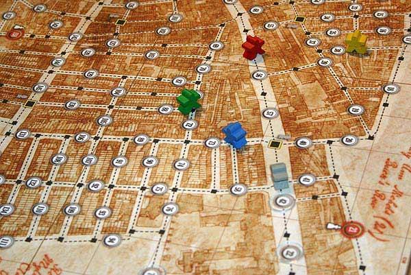 Die Akte Whitechapel von Reich der Spiele