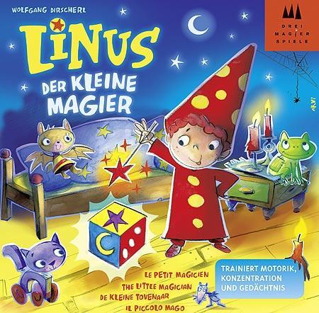 Linus der kleine Magier von Drei Magier Spiele