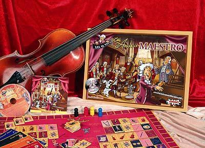Little Amadeus Maestro von Amigo Spiele