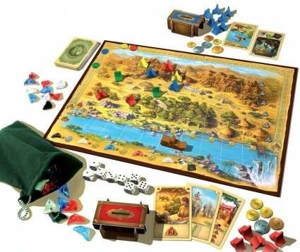 Livingstone von Schmidt Spiele