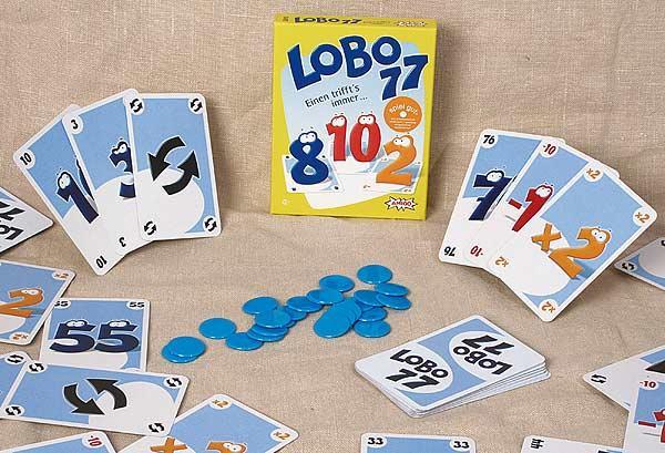 Lobo 77 von Amigo Spiele