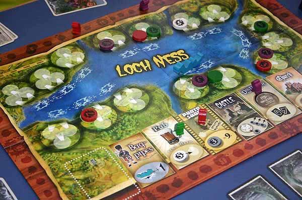 Loch Ness von Reich der Spiele
