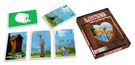 Lokus von Nürnberger Spielkartenverlag
