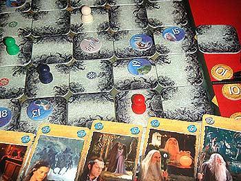 Lord Of The Rings Labyrinth von Reich der Spiele