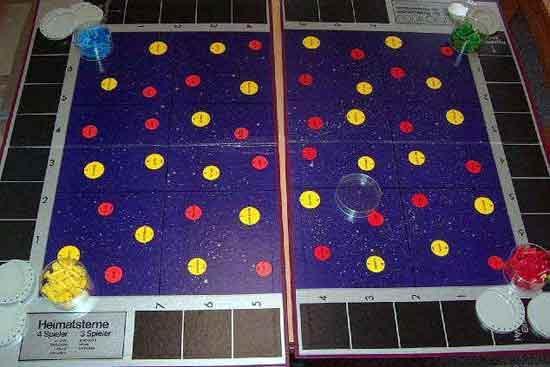 Gesellschaftsspiel Anno 4000 von Parker - Foto von Roland G. Hülsmann