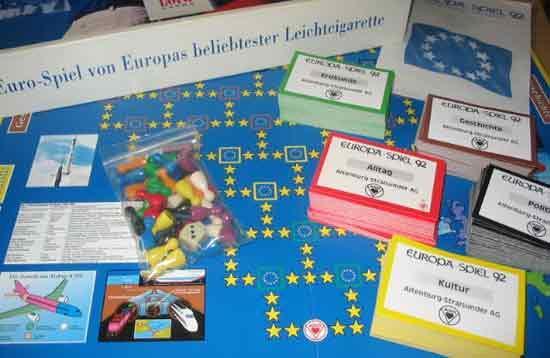 Europa-Spiel - Foto Roland G. Hülsmann