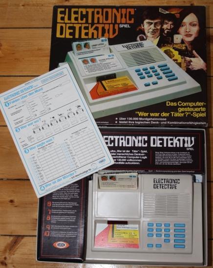 Electronic Detektiv - Foto Markus Nussbaum