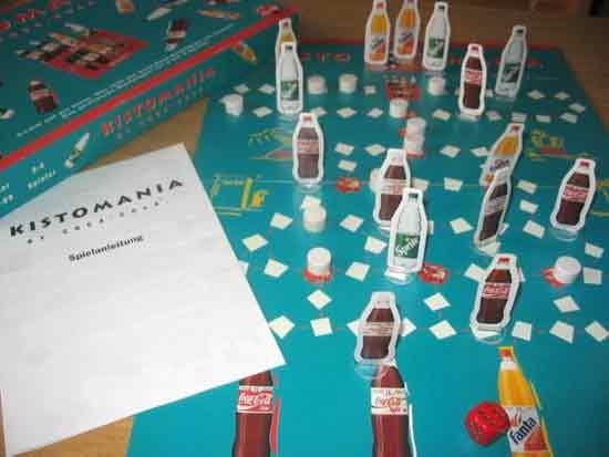 Spielmaterial Kistomania - Foto von Roland G. Hülsmann