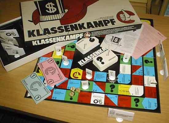 Klassenkampf von Metracon - Foto Roland G. Hülsmann