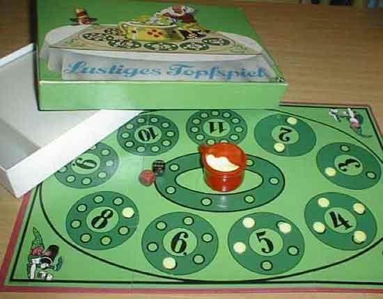 Das lustige Topfspiel von JFS - Foto Roland G. Hülsmann