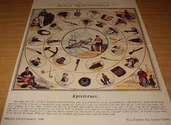 Neues Matrosenspiel von Gustav Kühn - Foto Roland G. Hülsmann