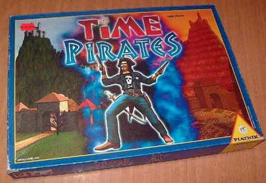 Time Pirates Schachtel - Foto von Roland G. Hülsmann