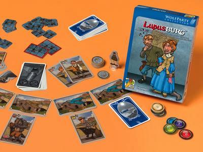 Lupusburg von DV Games