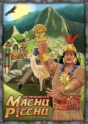 Die Prinzen von Machu Picchu von PD-Verlag