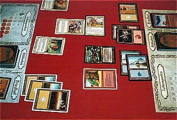 Magic The Gathering - Foto von Reich der Spiele