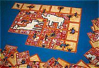 Der magische Teppich von Reich der Spiele