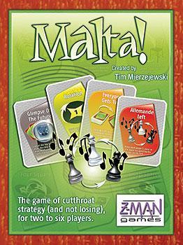 Malta von Z-Man Games