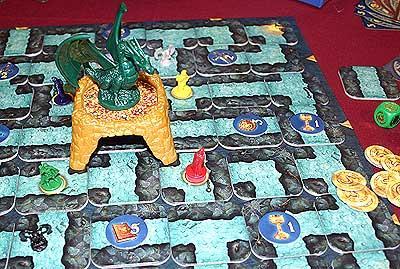 Master Labyrinth von Reich der Spiele