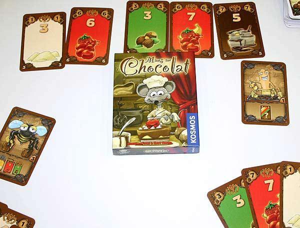 Maus au Chocolate von Reich der Spiele