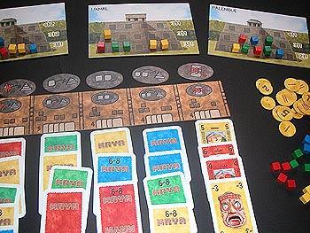 Maya von Reich der Spiele