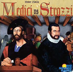 Medici vs. Strozzi von Rio Grande Games