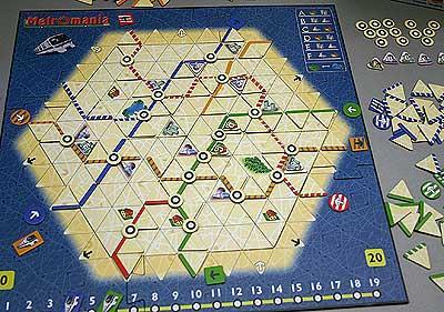 Metromania von Reich der Spiele