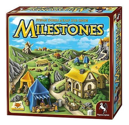 Milestones von eggertspiele