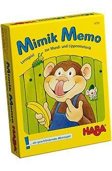 Mimik-Memo von Haba