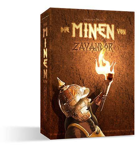 Die Minen von Zavandor von Lookout Games