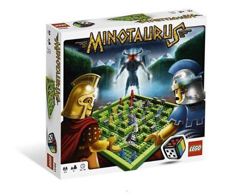 Minotaurus von Lego