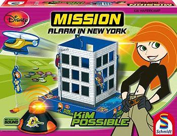Mission Kim Piossible von Schmidt Spiele