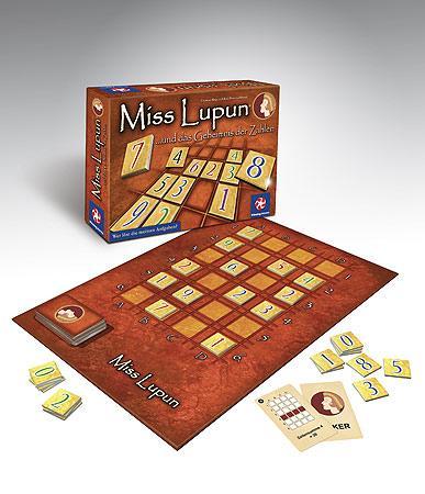 Miss Lupun von Winning Moves