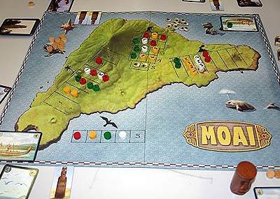 Moai von Reich der Spiele