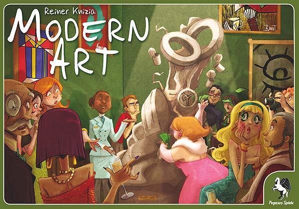 Modern Art von Pegasus Spiele