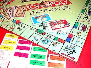 Monopoly: Hannover von Reich der Spiele