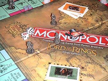 Monopoly: Der Herr der Ringe von Reich der Spiele