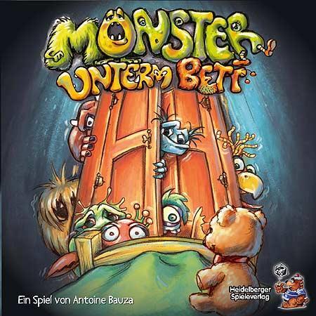Monster unterm Bett von Heidelberger Spieleverlag