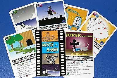 Movie Maker von Anita Borchers