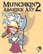 Munchkin 2 - Abartige Axt von Pegasus Spiele
