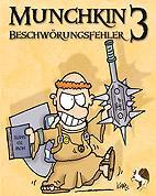 Munchkin 3 - Beschwörungsfehler von Pegasus Spiele