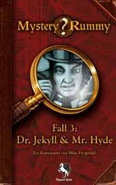 Mystery Rummy Fall 3: Dr. Jekyll & Mr. Hyde von Pegasus