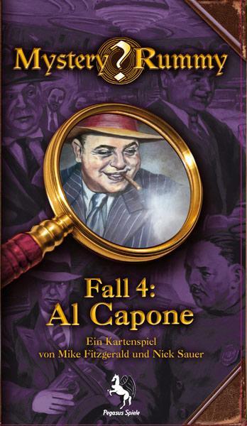 Mystery Rummy 4 - Al Capone von Pegasus Spiele