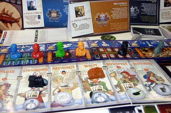 Mystery Express von Reich der Spiele