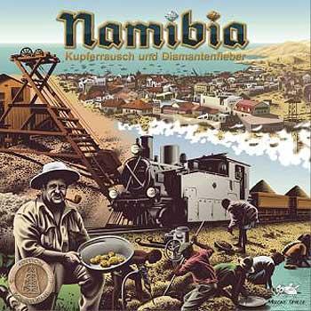 Namibia von spielmaterial.de