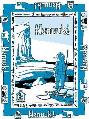 Nanuuk von Bambus Spieleverlag