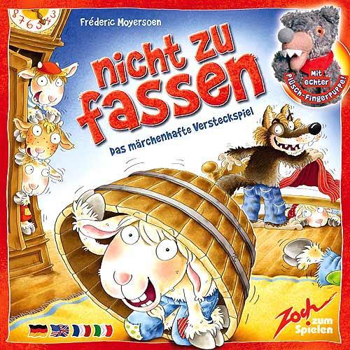 Nicht zu fassen von Zoch Verlag
