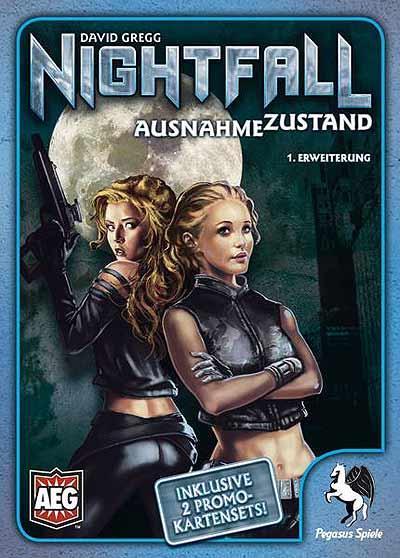 Nightfall - Ausnahmezustand von Pegasus Spiele