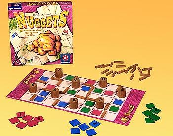 Nuggets von Winning Moves