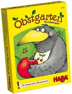 Obstgarten - Das Kartenspiel von Haba